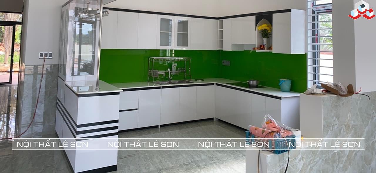 tủ bếp nhựa TphCM